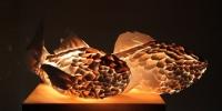 Đèn cá thiết kế bởi Frank Gehry