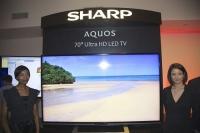 Sharp trình làng TV đầu tiên đạt chứng nhận THX 4K