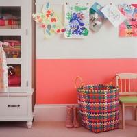 Một số giải pháp lưu trữ đồ trong phòng trẻ