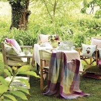 Thiết kế 'chuyến picnic' trong vườn cho ngày nghỉ cuối tuần