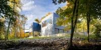 Zinc House – Ngôi nhà của bê tông và kẽm