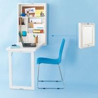 6 mẫu bàn làm việc tiết kiệm diện tích cho nhà chật