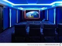 15 ý tưởng rạp chiếu phim tại nhà để bạn tha hồ giải trí
