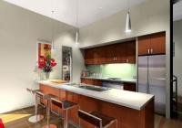 Chọn đèn chiếu sáng phù hợp cho nhà bếp