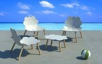 """Bộ bàn ghế TARTA - thiết kế """"điểm ảnh"""" sinh động cho bày trí ngoài trời"""