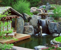 Những thiết kế hồ nước nhỏ xinh cho sân vườn