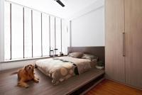 Giường phản vừa đơn giản vừa tiện lợi