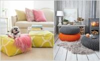Các kiểu ghế bệt vừa thoải mái vừa dễ thay đổi