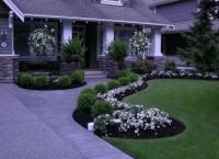 10 ý tưởng trang trí sân trước nhà đẹp lung linh