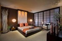 Không gian bình yên trong phòng ngủ kiểu Nhật