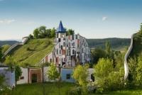 Những ngôi nhà có công viên xanh mượt trên mái
