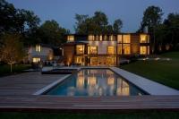 Ngôi nhà gỗ đẹp giản dị bình yên