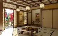 Nguyên tắc cơ bản khi trang trí nhà theo phong cách Nhật