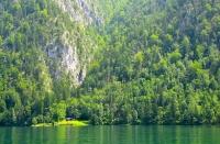 Những ngôi nhà nhỏ tuyệt đẹp giữa núi rừng