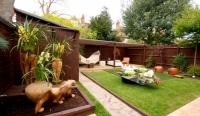 Thiết kế sân vườn xinh đẹp đậm dấu ấn cá nhân